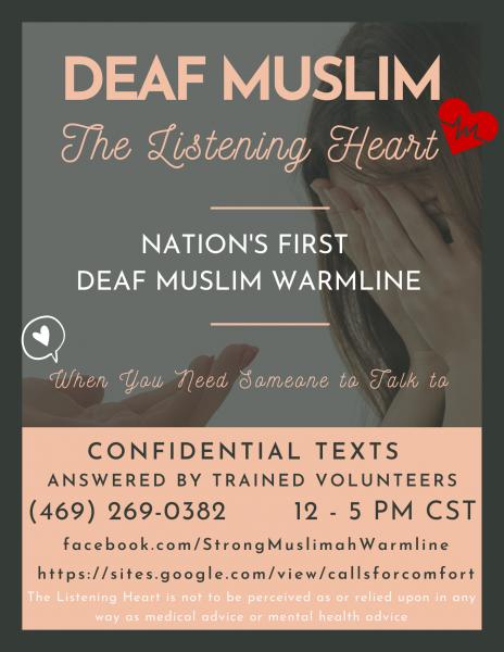 DEAF MUSLIM HEART LINE 2